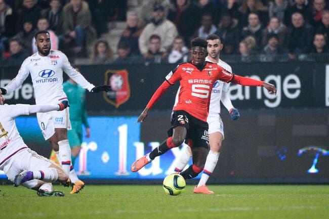 Rennes - OL : Les 3 stats à retenir de ce match
