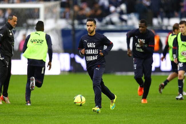 Bordeaux: Cristiano Ronaldo, Ben Yedder… Ounas dérape sur Periscope!