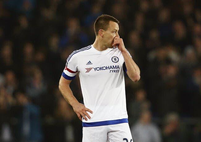Chelsea: Entraîneur-joueur, la nouvelle aventure de Terry?