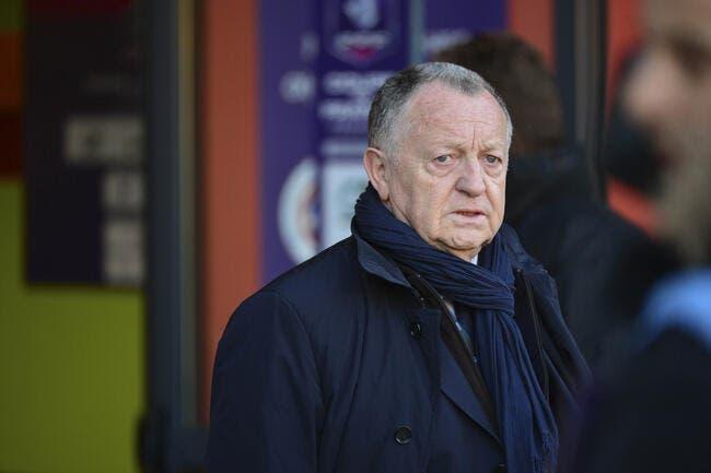OL: Le PSG vole un record à Lyon, mais pas deux promet Aulas