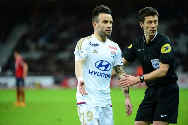OL : Riolo déclare Valbuena «tricard» à Lyon