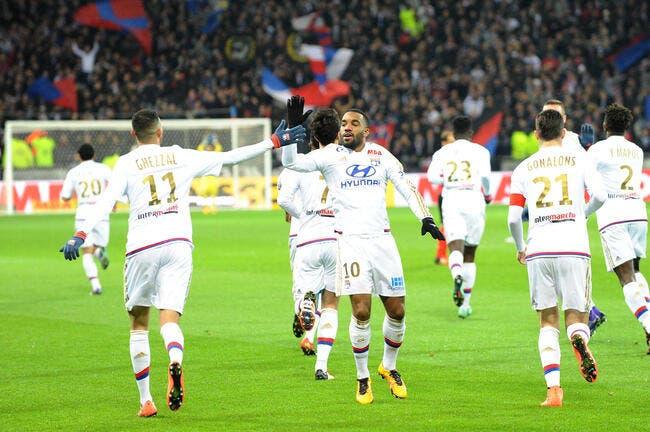 OL: Un trio magique prend forme à Lyon, sans Valbuena