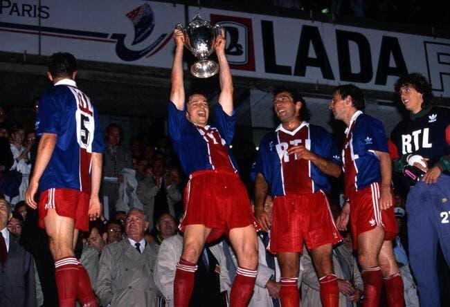 PSG: Bravo réclame le 7e titre du club, celui de 93!