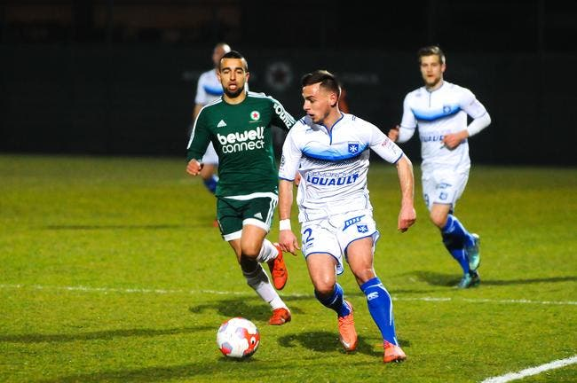 Red Star – Auxerre 0-2