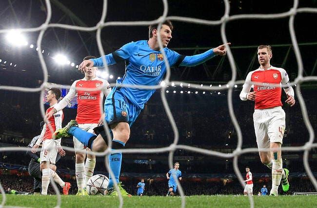 Le Barça refuse de rigoler de la situation d'Arsenal
