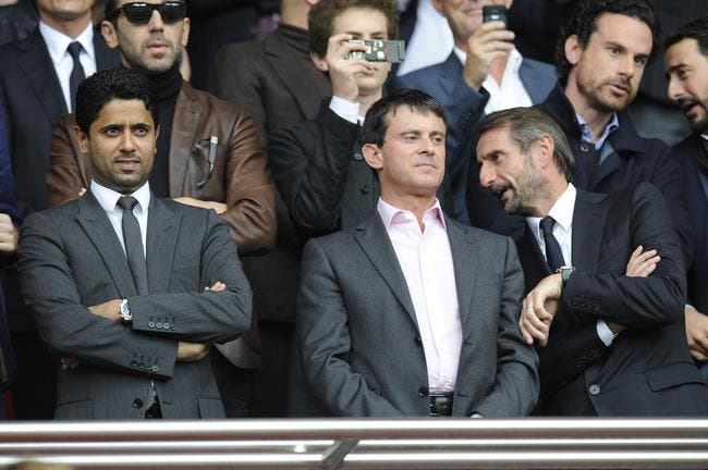 Manuel Valls refuse de voir Benzema en équipe de France !