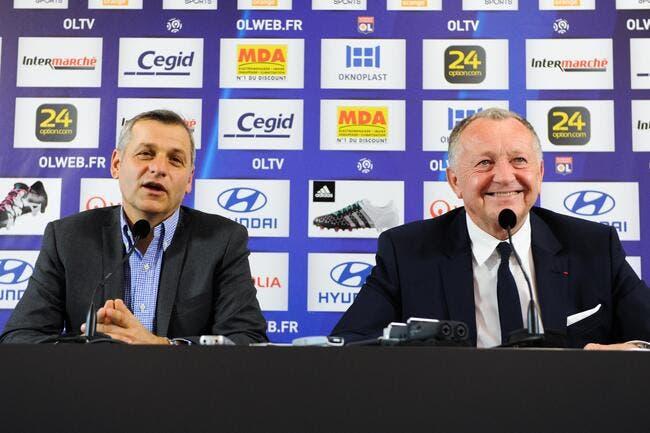 OL : Lyon a un regret énorme avoue Aulas