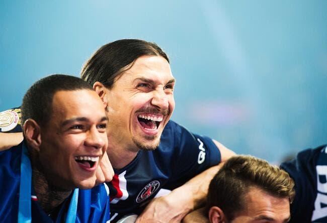 PSG : Ibrahimovic et Van der Wiel se clashent, le défenseur s'en va !