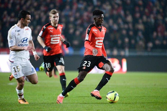 Rennes: Huit clubs européens ont Dembélé dans le viseur!