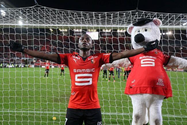 Rennes : Saison terminée pour Ntep !