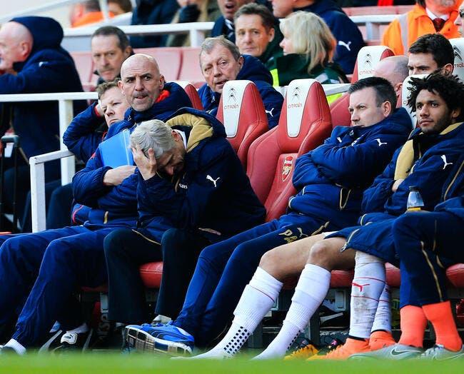 Arsenal: Petit pousse gentiment Wenger vers la sortie