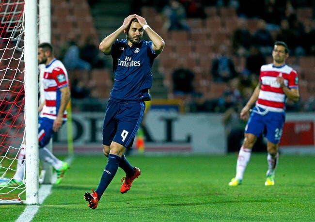 Benzema entendu comme témoin dans une affaire de blanchiment !