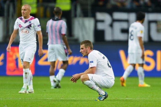 Bordeaux: Les Girondins jouent le maintien... pour l'instant