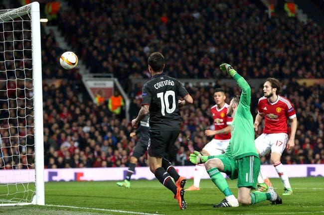 EL : Les Reds éjectent MU, Aubameyang crucifie Tottenham