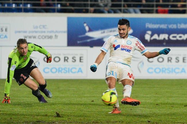 OM : La LFP annule la suspension de Cabella à Bastia