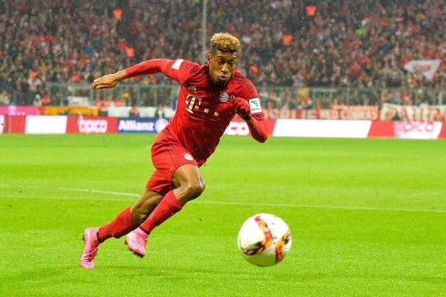 PSG: Coman n'imagine pas Paris trembler devant le Bayern
