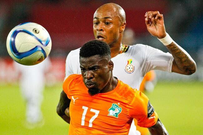 Puni au PSG, Aurier va jouer avec la Côte d'Ivoire