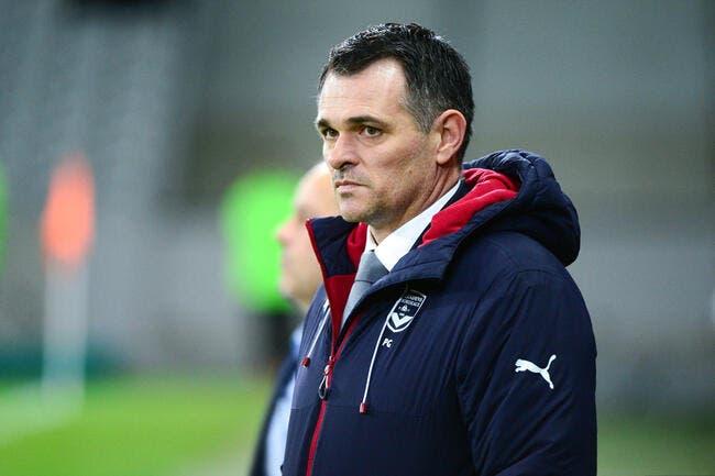 Bordeaux: Sagnol quitte le club en douceur