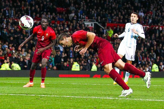 Cristiano Ronaldo et quatre joueurs de L1 avec le Portugal