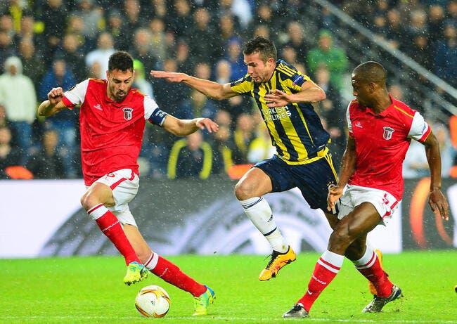 Indice UEFA: Braga passe et le Portugal grille la France