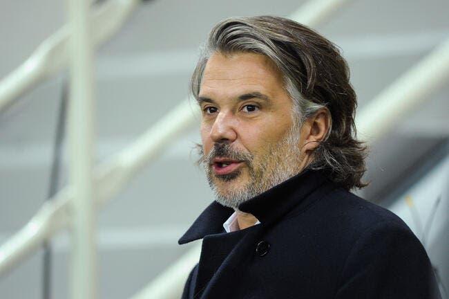 OM: Labrune confirme Michel et rappelle qu'il n'y a pas d'argent au club