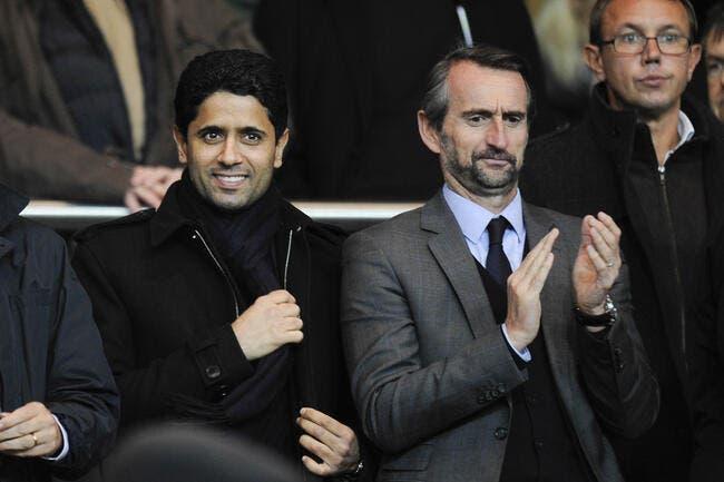 PSG: Manchester City, Al-Khelaïfi est confiant