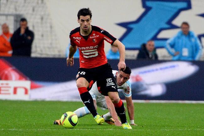 Rennes-OM: Et encore, Gourcuff joue sur une jambe