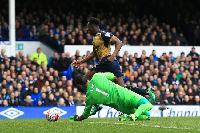 Everton - Arsenal : 0-2