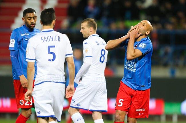 L1 : Le retour de Caen, Reims et le TFC s'enfoncent