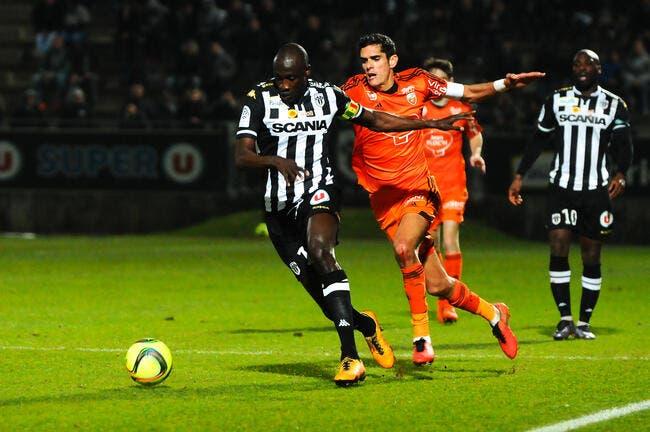 Lorient a eu tout faux et l'a payé