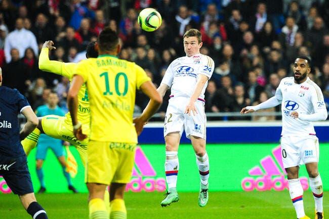 Nantes a tendu une fois la joue à l'OL, Lyon l'a giflé