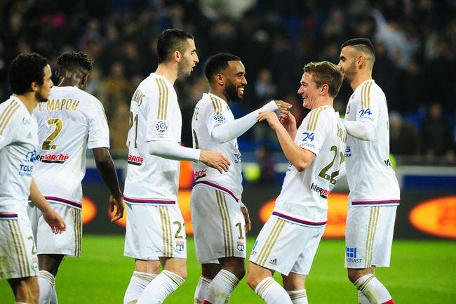 OL : Perrin est né contre Nantes, il veut désormais grandir !