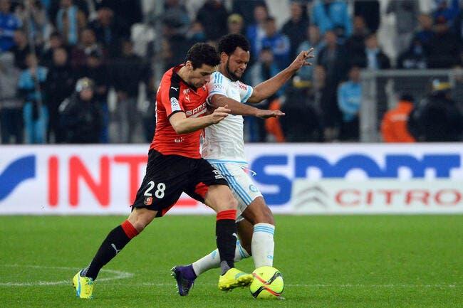 OM : Yoann Gourcuff a mal...pour Marseille