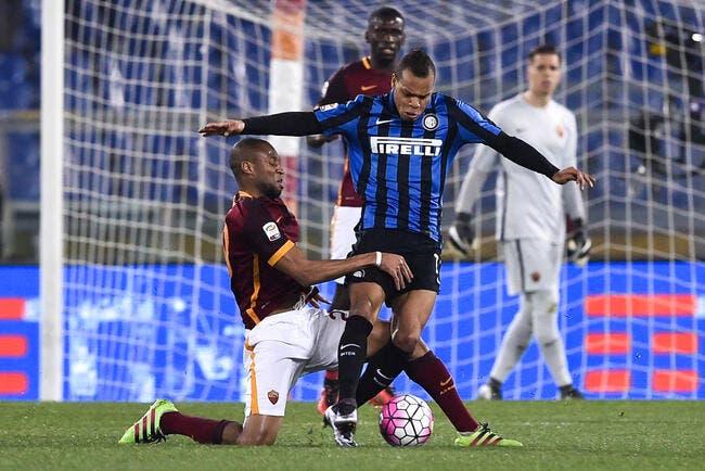 Roma - Inter : 1-1