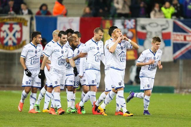 Troyes veut éviter un record qui fait honte