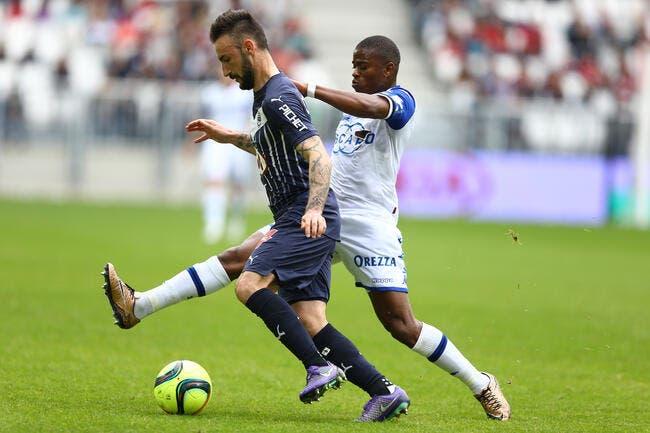 Bordeaux: Ramé a vu son équipe flancher au mauvais moment