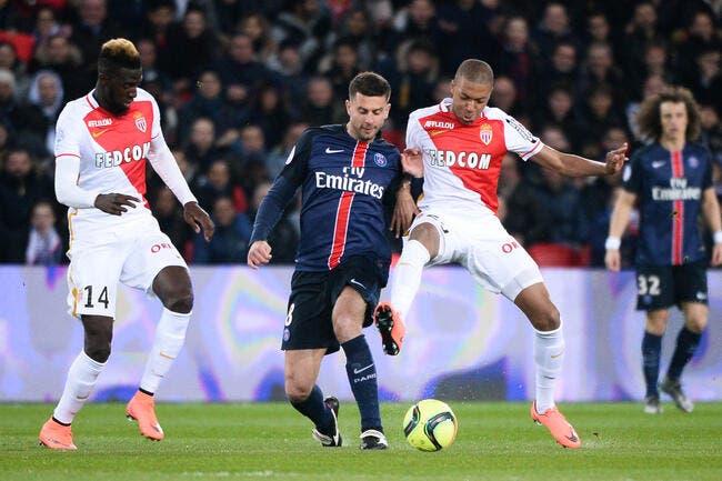 PSG - Monaco : 0-2
