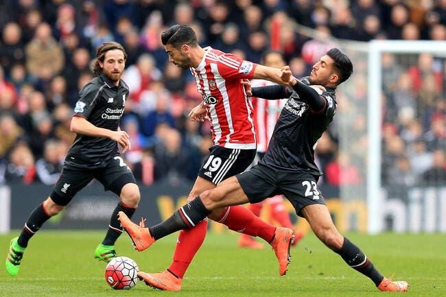 Southampton - Liverpool : 3-2