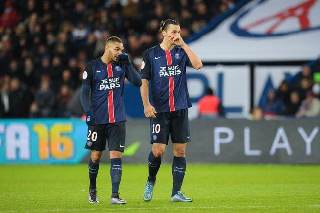 PSG : Kurzawa s'est fait taper sur les doigts par Ibrahimovic