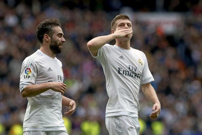 PSG: Kroos «alléché» par le projet parisien!