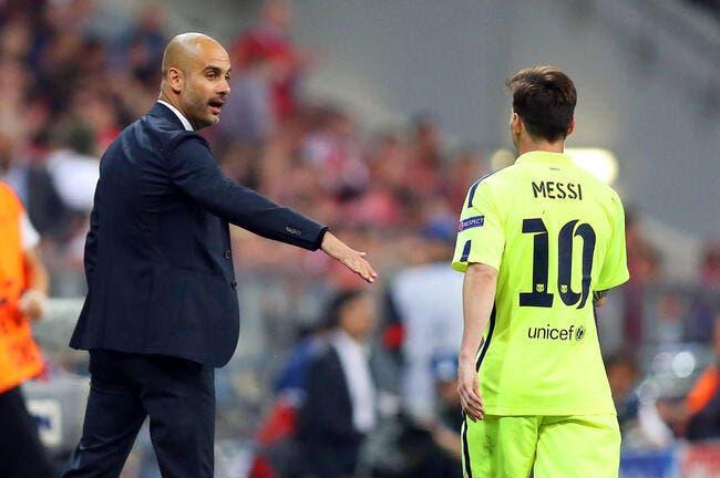 Barça: Un départ de Messi? Man City a déjà tout prévu
