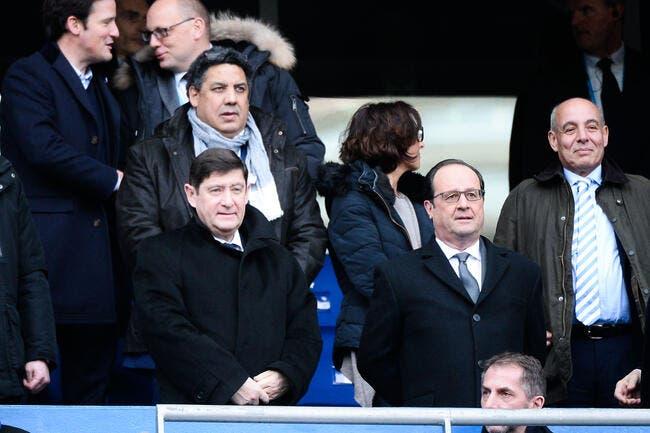 Benzema : Le Ministre dément s'être fait recadrer par Hollande
