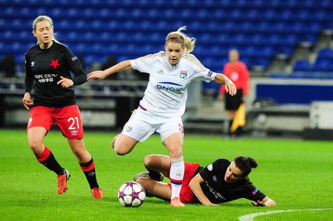OL - Slavia Prague : 9-1