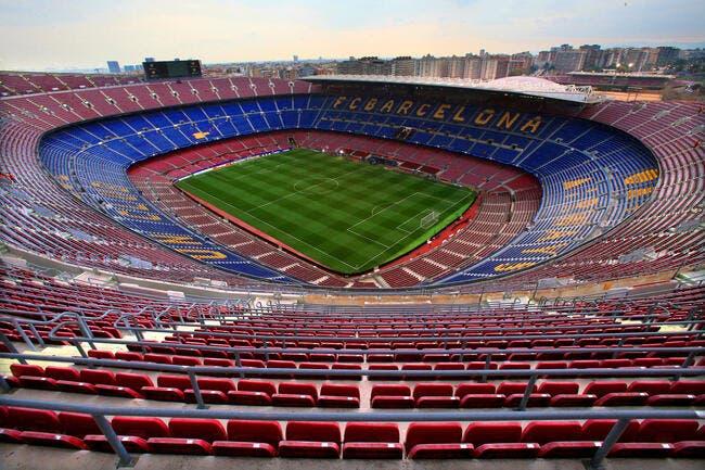 Cruyff: Recueillement samedi au Camp Nou