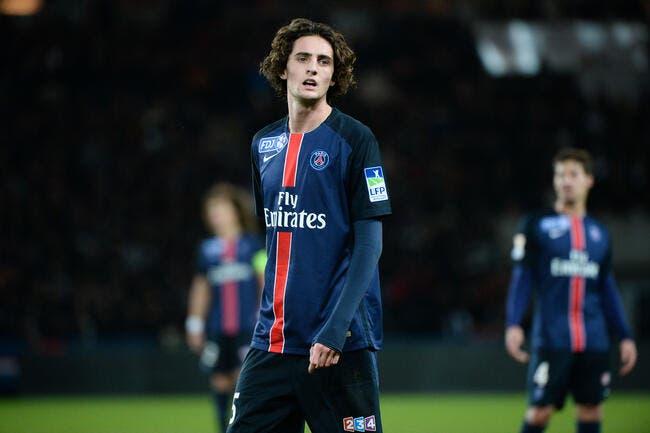 France: L'Euro 2016, un joueur du PSG n'y croit plus