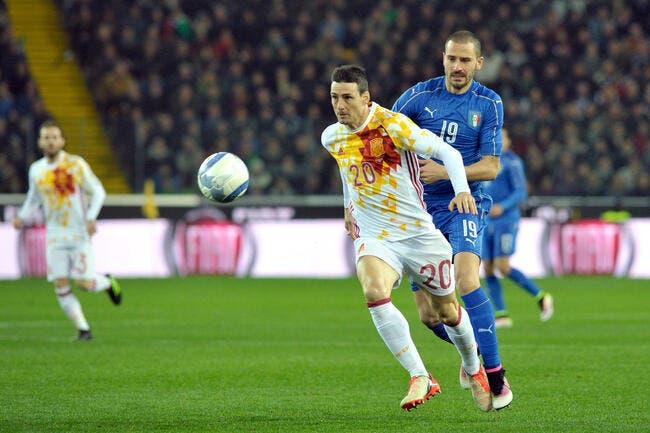 Italie - Espagne 1-1
