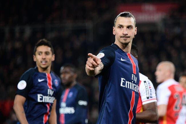 PSG: Ibra au Milan AC, il n'a plus la berlue