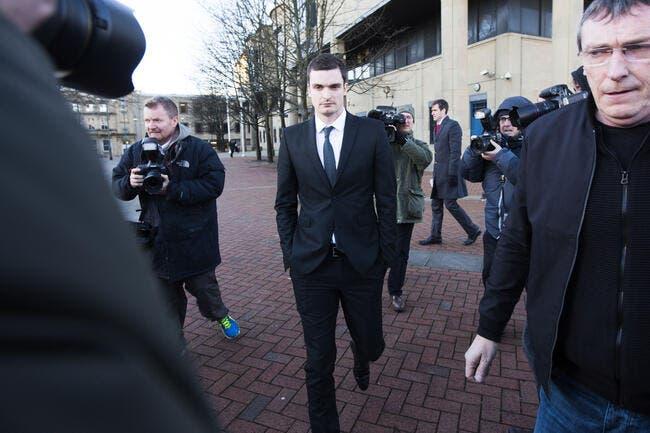 Six ans de prison pour Adam Johnson