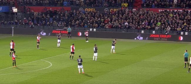 Vidéo: Le Kuip de Rotterdam rend un vibrant hommage à Cruyff