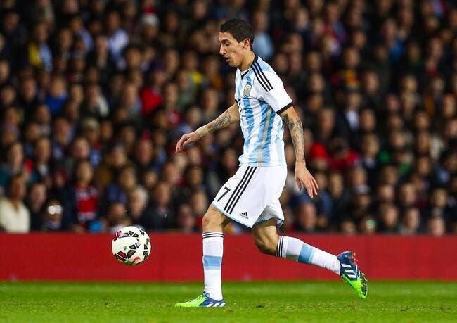 Amsud: Di Maria marque, l'Argentine s'impose